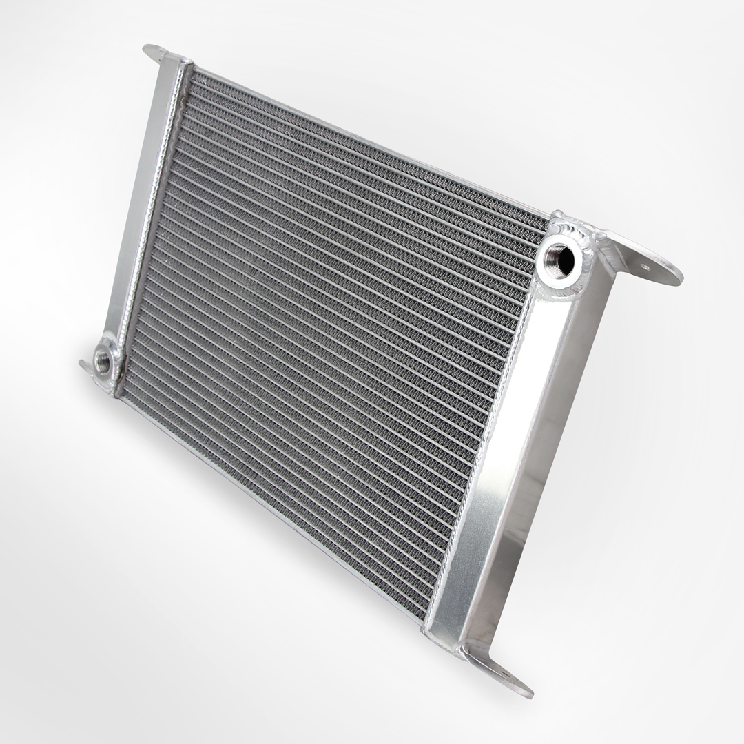 Stepped Core Radiator